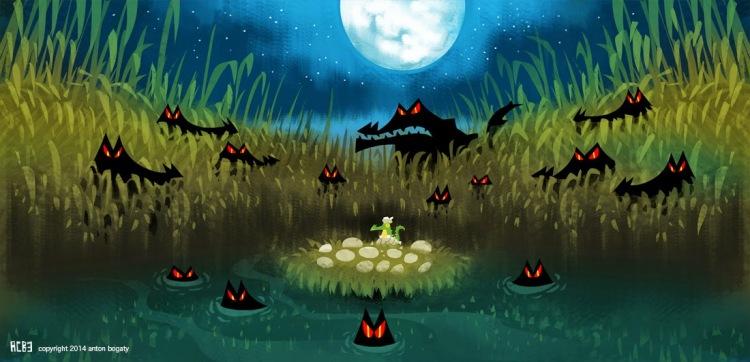 swamp_antonbogaty
